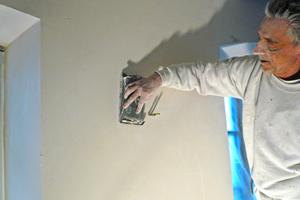Alle Wandoberflächen führten die Handwerker in Q3 Qualität aus<br />