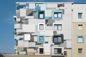 2. Förderpreis Kunst und Design am Bau: Wohnungsanlage Hückelhovener Ring, Wildau<br />