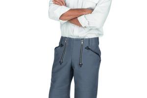 Durch den Einsatz von speziellen Garnen ist die Gebrauchsfähigkeit insbesondere der Schreiner- und Tischlerbekleidung extrem hoch