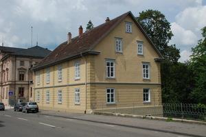 Beamtenwohnhaus in Sigmaringen<br />Foto: Bernd Langner