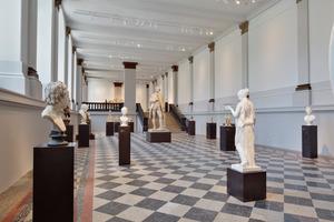Im Albertinum wird Kunst von der Romantik bis zur Gegenwart gezeigt<br />