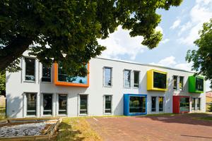 Anerkennung Öffentliche Gebäude: Kinderhort in Udestedt<br />