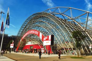 Mehr als 200 000 Besucher aus der ganzen Welt kamen nach Angaben der Organisatoren nach Leipzig um die WorldSkills zu sehen