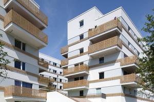 Den 3. Preis gab es in der Kategorie WDVS-Fassaden für die Gestaltung einer Wohnanlage in Hamburg