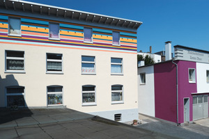3. Preis Wohn- und Geschäftshäuser: Hinterhoffassade eines Wohnhauses in Schwerte, Friedensstraße
