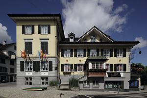 Sonderprämierung Schweiz: Wohnhaus von 1833 in Richterswil<br />