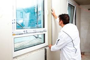 Schon eine nur 20 mm dicke ThermoPlatte sorgt dafür, dass die Wandoberflächentemperatur in der Fensterlaibungen erheblich ansteigt<br />