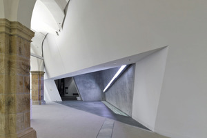 1. Platz in der Kategorie Trockenbau: Militärhistorisches Museum Dresden<br />Fotos: Saint-Gobain Rigips<br />