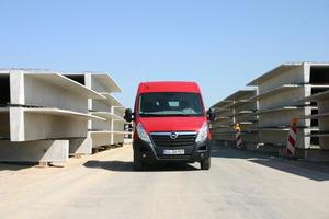 Der Opel Movano in der Ausführung L2H2 überzeugt mit Komfort und Ladekapazität