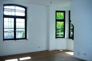 Durch die Innendämmung entstehen im Wohnhaus von Feuchte freie, hochwertige Wandoberflächen<br />Fotos: Remmers<br />