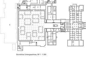 Grundriss Untergeschoss<br />