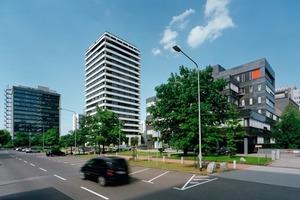 1. Preis Umbau/Modernisierung: Wohnhochhaus in Frankfurt am Main<br />