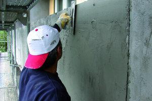 Mit dem Ein-Tages-Balkonbeschichtungssystem kann der Handwerker eine Balkonsanierung innerhalb von nur einem Tag durchführen