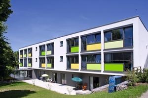 Kein Neubau, sondern eine Sanierung: Das im Oktober vergangenen Jahres wieder eröffnete Gertrud-Teufel-Seniorenzentrum in Nagold<br />