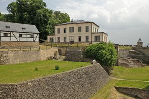 Das Friedenslazarett der Festung Königstein von 1878 wurde saniert Fotos: Wienerberger /Daniel Lorenz