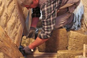 Aktuelles Projekt: das Backhaus von Forchtenberg wird restauriert