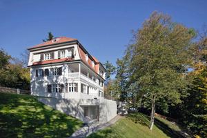 Sieger in der Kategorie Bestand: Sanierte Villa in Gauting<br />Foto: Michael Heinrich<br />