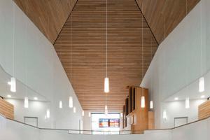 Auf dem ersten Platz landete in der Kategorie Energieeffizienz der Umbau der Melanchthonkirche in Hannover <br />