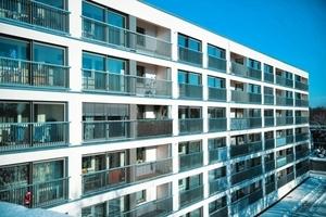 In Augsburg-Hochzoll gab es für das ortsansässige Büro lattkearchitekten und für die Städtische Wohnungsbaugesesellschaft einen Preis für die Modernisierung und Erweiterung einer Wohnanlage