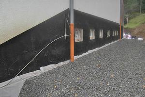 Abdichtungsarbeiten mit dem System Profi-Baudicht 2k von Remmers