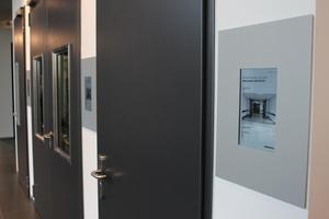 In der Ausstellung wird die gesamte Breite der Produktpalette gezeigt