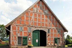 Einen dritten Preis bekam in Niedersachsen die Artländer Hofanlage in Badbergen