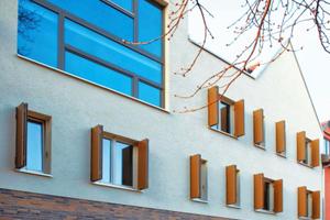 """Auch für die """"Energetische Stadtreparatur mit ergänzendem Neubau"""" in Erfurt gab es einen Preis. Dieser ging an das Büro Osterwold Schmidt Architekten und Cult Bauen &amp; Wohnen<br /><br />"""