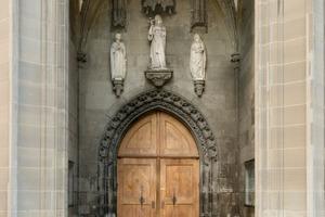 120 Schlösser von Winkhaus sichern den Bau und die Kunstschätze im Konstanzer Münster<br />
