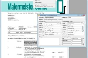 Chroma ermöglicht ein para-lleles Arbeiten in verschiedenen Programmbereichen