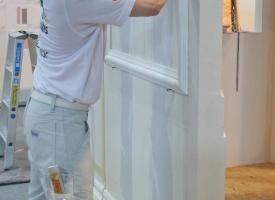 Präzision bei der Ausführung im Detail verschaffte auch dem Stuckateur Andreas Schenk aus Ehingen-Altbierlingen eine Goldmedaille