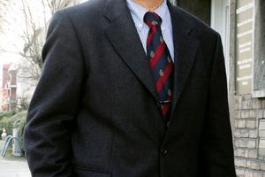 Lutz Pollmann, Hauptgeschäftsführer der Baugewerblichen Verbände, macht sich stark für die Meisterpflicht<br />