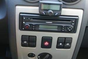 Die Innenausstattung des Dacia ist ordentlich verarbeitet und zweckmäßig