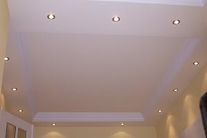 6 Mit Licht, Farbe und Stuckelementen wird eine individuelle Gestaltung erreicht<br />