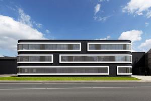 1. Preis Industrie- und Gewerbebauten: Stadtwerke-Verwaltungsgebäude in Lemgo, Bruchweg