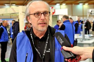 Dr. Klaus Peter Berneth spricht über die Idee der Werktage