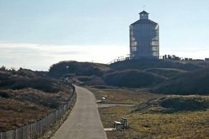 Der eingerüstete Wasserturm<br />