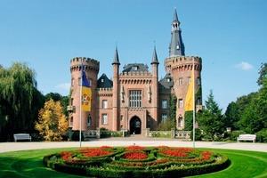 Seit September 2011 wiedereröffnet: Sammlung im Schloss Moyland Foto: Stiftung Museum Schloss Moyland