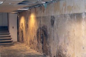 Nach Trockenlegung einer feuchten und versalzenen Wand im Museum für Bibelgeschichte ist die Ausstellung seit Ende August vergangenen Jahres wieder eröffnet
