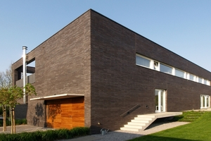 Die vom Architekten Rob Kleuskens vom Büro Loxodrome design &amp; innovation entworfe Friederich im Villenpark Nieuw Stalberg am Rand von Venlo<br />Fotos: Hagemeister