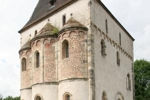 Die Doppelkapelle Landsberg ist in Deutschland einer der wertvollsten mittelalterlichen Sakralbauten von europäischem RangText + Fotos: Thomas Wieckhorst