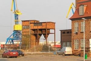 Die Abrissgenehmigung für das kleine Silo im Alten Hafen von Wismar war bereits erteilt<br />Fotos: Paul Stöckl<br />