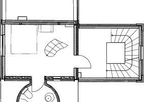 Grundriss 2. OG und Zwischengeschoss<br />