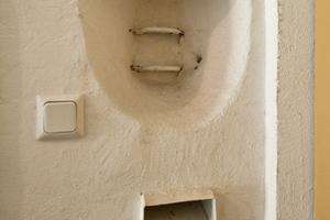 Im ehemaligen Hühnerstall in Wallerfangen finden nicht auch nach der Umnutzung noch allerlei interessante Details<br />