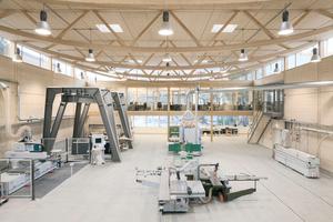 Nominiert: Werkhalle mit Verwaltung der Berliner Tishclerei Artis GmbH<br />