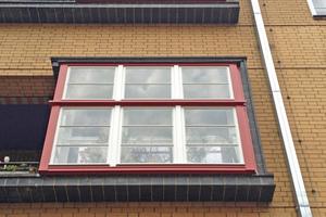 Modernisiertes Kastenfenster