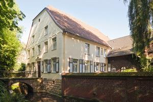 2. Preis Historische Gebäude und Stilfassaden:Ehemaliger Gutshof in Recklinghausen, Poststraße