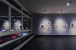Weiterer Ausstellungsraum im Obergeschoss