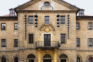 Das Rathaus der Stadt Bad Langensalza<br />