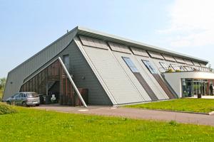 Weiterbildungszentrum von Velux in Sonneborn