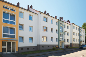 3. Preis Energieeffiziente Fassadendämmung: Mehrfamilienhaus 1960er Jahre, Kösters Hof, Witten